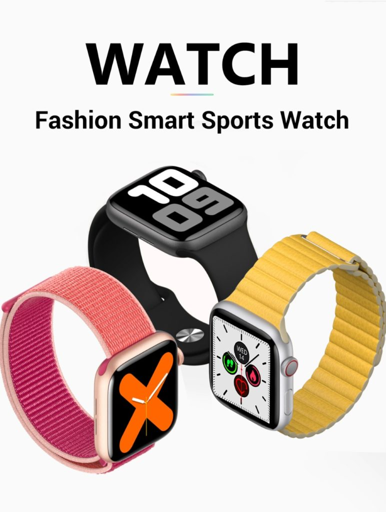 Smartwatch T8 2020 Brasil