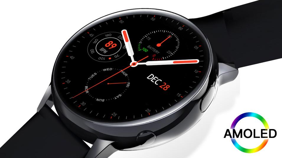 Smartwatch SG2 Brasil