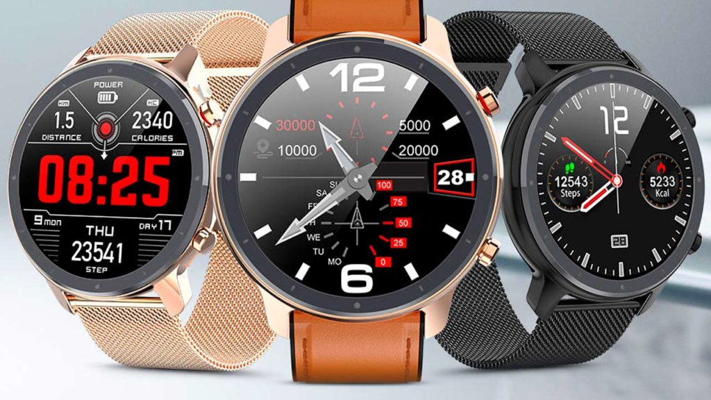 Smartwatch L11 Unboxing
