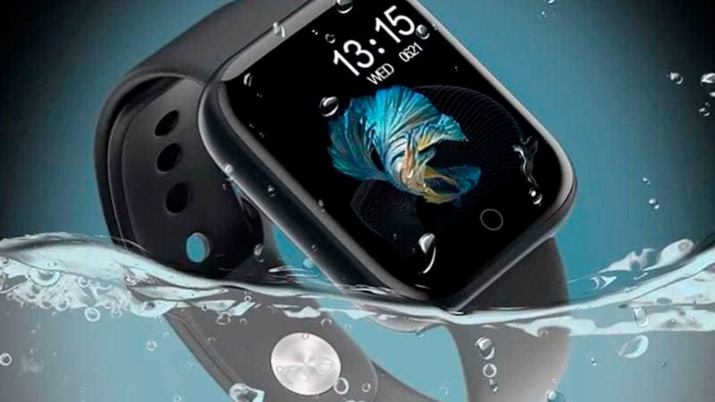 Smartwatch T80 Brasil