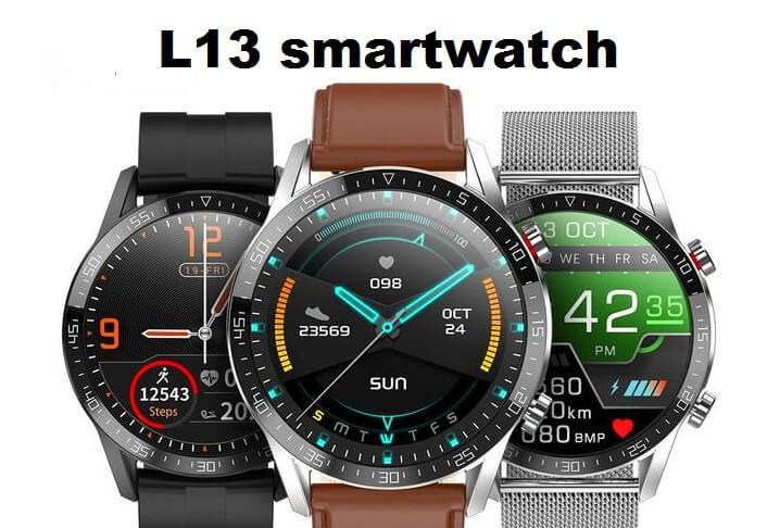 Smartwatch L13 Review Brasil