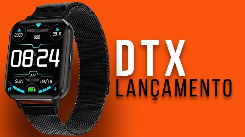 Smartwatch DTX BRASIL