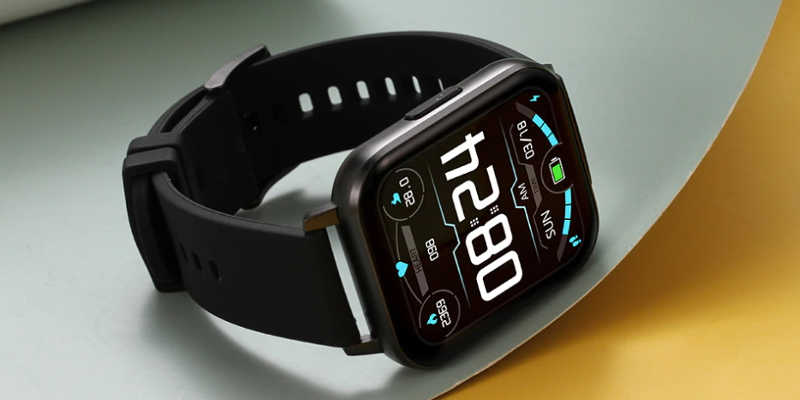 Smartwatch DTX 2 PTBR